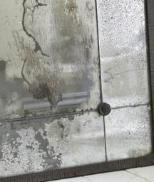 Terra di siena specchi for Specchi barocchi