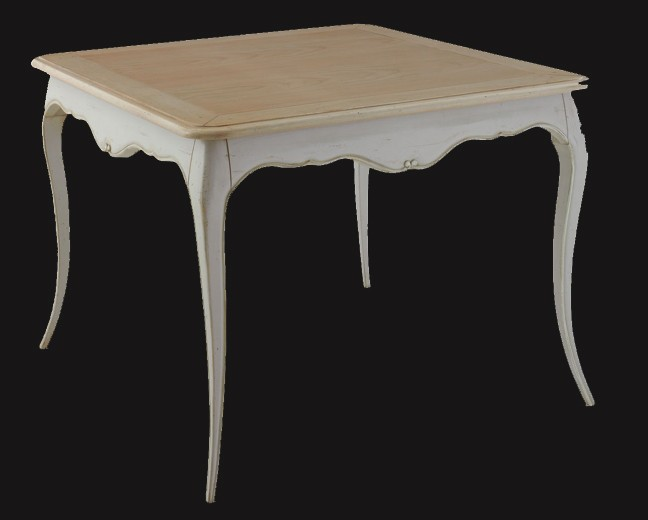 table louis XV laquée